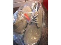 New - JOE FRESH Mens Faux Suede Casual Retro Chukka Lace Desert Boots size 10
