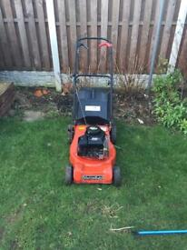 Fully serviced self drive petrol lawnmower for sale