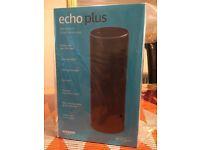 Amazon Echo Plus Smart Assistant - Black & Philips Hue Bulb