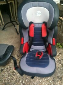 Nania team 3 Evolution car seat 9m-4yrs
