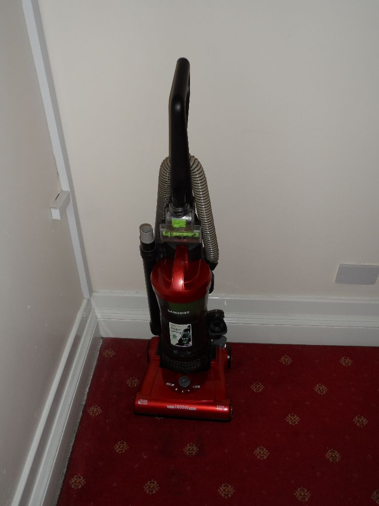 Samsung 1800w Upright Bag Less Vacuum Cleaner 3 5l With