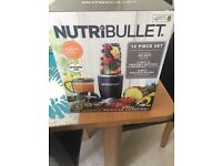 NutriBullet. Brand new and unused in box. £69 in all good retail stores.