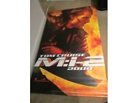 Mission Impossible 2 - Banner Double Sided Vinyl Banner / Poster
