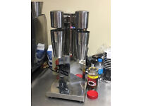 Milkshake smoothie machine