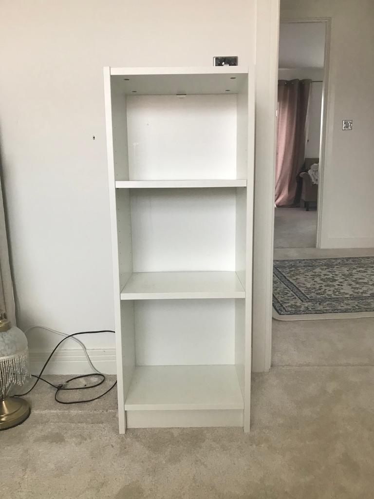 Ikea Billy Bookcase White 5 00 In Basildon Essex Gumtree