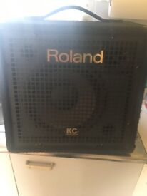 Roland 3-ch mixing keyboard amplifier