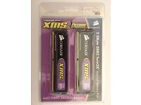 Corsair 2GB DDR2 6400 RAM Memory pair