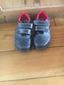 Boys clarks flashing shoes