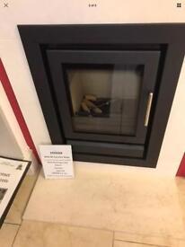 Stova Riva 40 multi Fuel stove