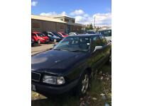 Audi 80 spares or repair MOT August
