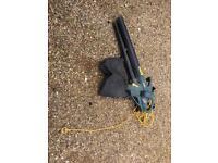 Garden vacuum 2500W