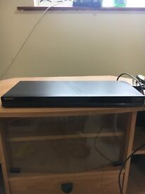 Sony DVD and bluray player