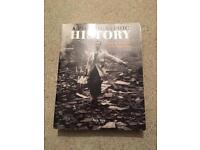 A Photographic History paperback book