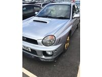 Swap or sale Subaru non turbo mot December 18 grate runner miles don't bother it at all