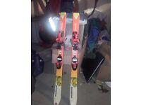 Chlidrens 100cm skis