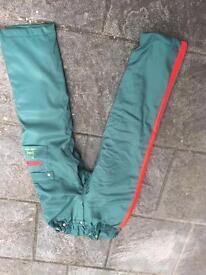 Tree hog chainsaw trousers
