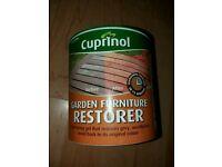 Cuprinol Garden furniture restorer gel BARGAIN!!