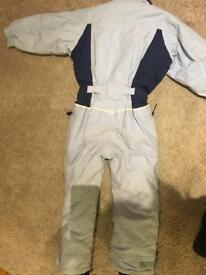Ski suit age 6-8 approx