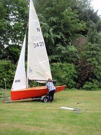National 12 dinghy