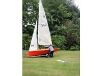 National 12 dinghy