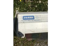 Jessy Awning 6m - Perfect working order - needs cleaned - perfect for shop/cafe front/rear