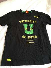 Bolt inspired t-shirt