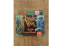 Lords of War - Elves versus Lizardmen