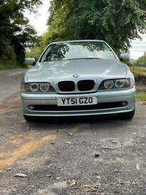BMW 5 series Classic 2001 Investment