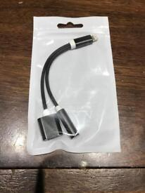iPhone 7 2in 1 adaptor