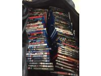 Over 70 dvds for sale