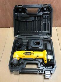 14.4V Dewalt Angle Drill