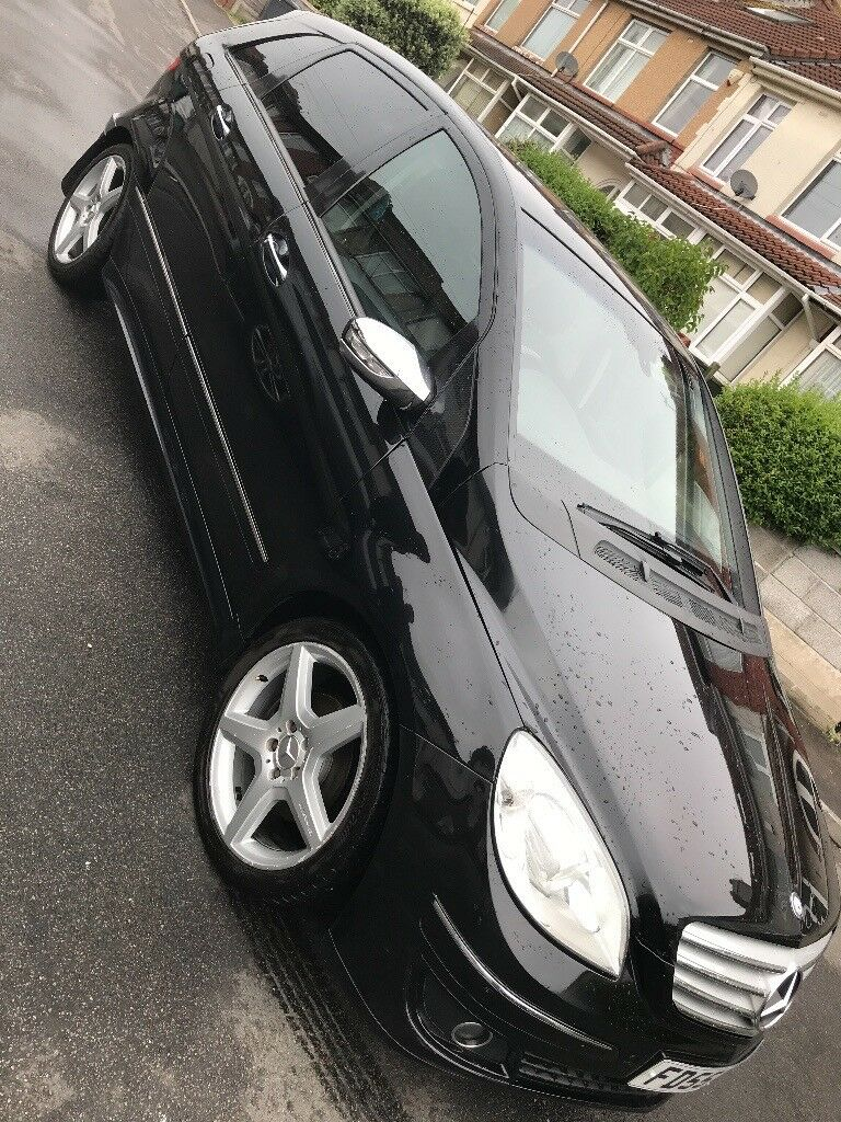 Mercedes-Benz B Class 2.0 B200 CDI 5dr│12 MONTHS MOT|Folding Mirrors│2006|18 inch AMG alloy wheels