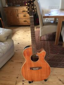 Takemine G Series Acoustic Guitar (Koa Wood) EG544CK
