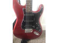BARGAIN. 2x Guitars. Fender electric, spurr acoustic