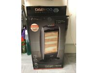 DAEWOO electric heater in very good condition only £10