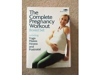 Pregnancy workout DVD