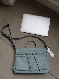 Esprit faux-leather purse / handbag