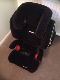 RECARO ISOFIX CHILD'S CAR SEAT FOR STAGE 2 / AGE 4 UPWARDS_EXCELLENT CONDITION
