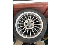 Vw t4 wheels 225/45R17