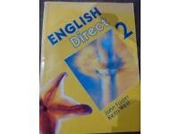 English direct 2 book by John Foster, Keith West
