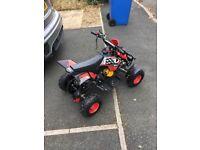Kids mini quad bike 50cc