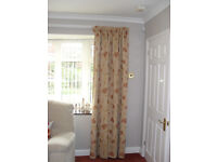 Lounge & Dining Room Curtains