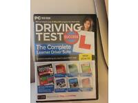 Driving test CDs