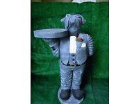 concrete bulldog waiter statue pots planters animals lorry ornaments windmills tractors
