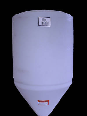 60 Gallon Cone Bottom Tank Only 24 X 42 No Stand