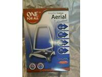 Digital/freeview aerial never used in box