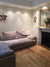 DOUBLE ROOM+OWN BATHROOM TO RENT FULHAM BROADWAY