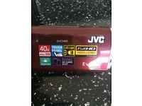 jvc full hd camcorder