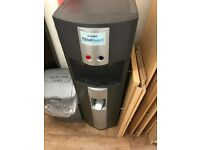 Floorstanding Water Cooler Hot and Cold