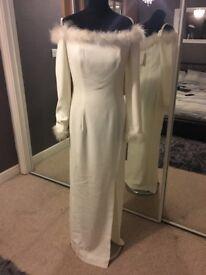 Brand New Wedding Dress (Ex Stock) Size 12